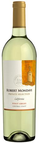 Robert Mondavi Winery Pinot Grigio Private Selection